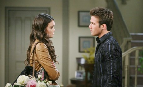 Paige is Back - Days of Our Lives