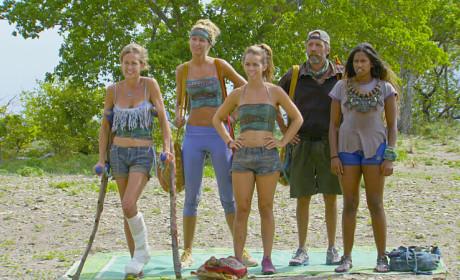The Final Five - Survivor