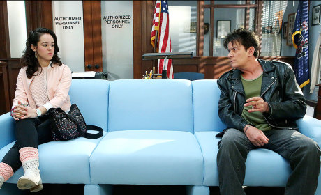 The Goldbergs: Charlie Sheen Reprising Iconic Bueller Role