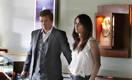 The Mentalist Photo Gallery: Jane Gets Sidelined