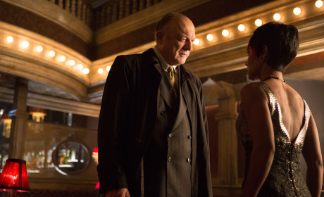 What Did You Do? - Gotham Season 1 Episode 11