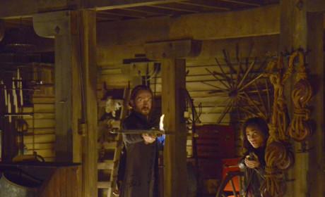 Battling New Demons - Sleepy Hollow Season 2 Episode 12