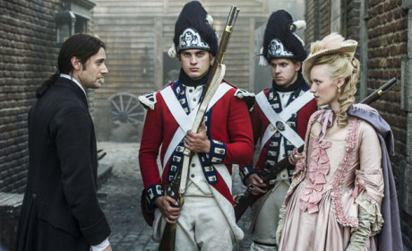 Dr. Warren and Mrs. Gage Meet - Sons of Liberty