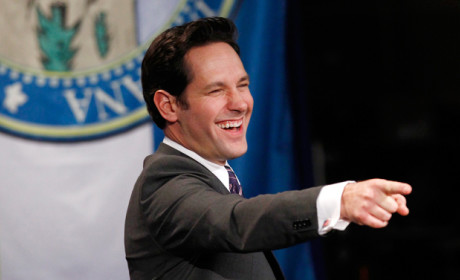 Paul Rudd Books Return to Parks and Recreation