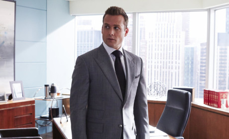 Concerned - Suits Season 4 Episode 11
