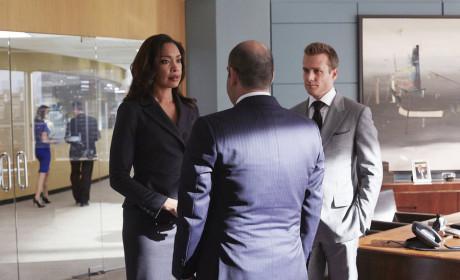 Confronting Louis - Suits Season 4 Episode 11