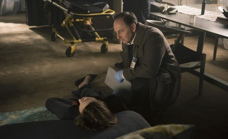 Perlmutter's On the Case - Castle Season 7 Episode 11