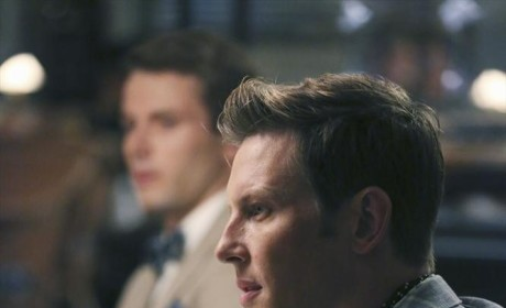 Nolan Hosts a Dinner Party - Revenge Season 4 Episode 12