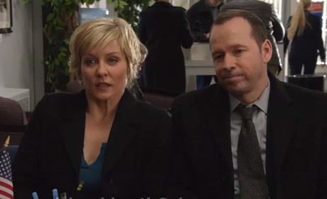 Linda and Danny - Blue Bloods
