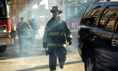 What You Looking At Dawson? - Chicago Fire Season 3 Episode 12