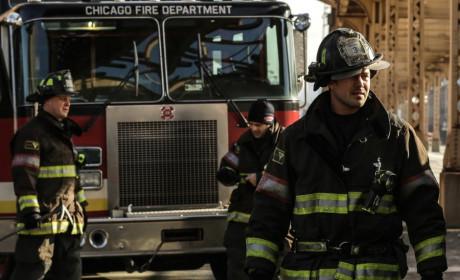 Severide Uncertain - Chicago Fire Season 3 Episode 12