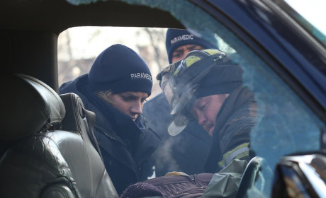 Save Me - Chicago Fire Season 3 Episode 12