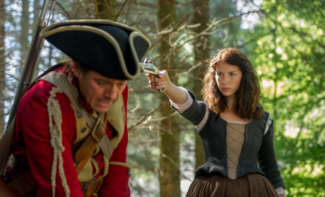 Stop! Or I'll Shoot! - Outlander