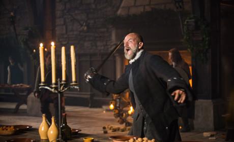 Angry Dougal - Outlander