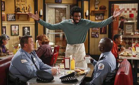 Samuel's Decision - Mike & Molly