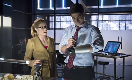 Dynamic Duo - Arrow Season 3 Episode 10
