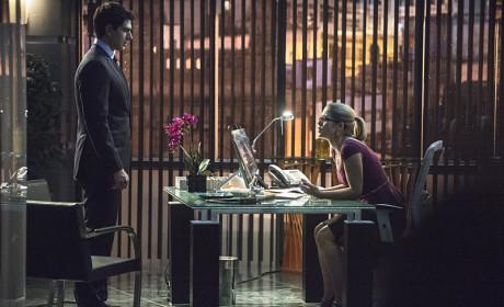 The Setting Sun - Arrow Season 3 Episode 10
