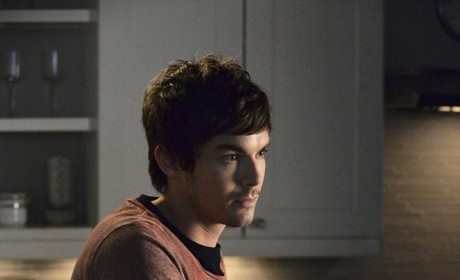 Deep in Thought - Pretty Little Liars Season 5 Episode 16