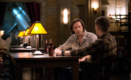 Sam and Dean - Supernatural Season 10 Episode 10
