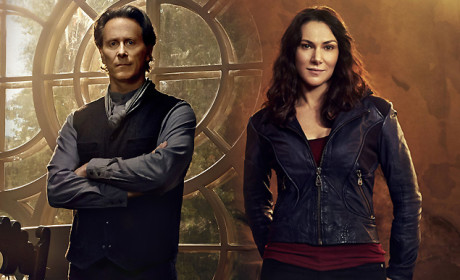 Helix Q&A: Kyra Zagorsky and Steven Weber on Immortality, Cult Life on the Island