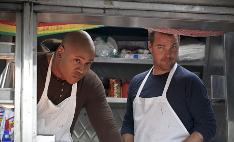 The Food Truck - NCIS: Los Angeles