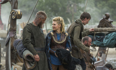 Earl Ingstad Joins Ragnar - Vikings Season 3 Episode 1
