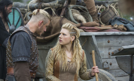 Leaving for Battle - Vikings Season 3 Episode 1