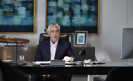 Adam Arkin as Victor Gantry - State of Affairs