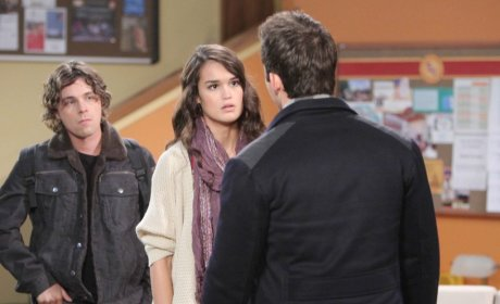 Paige and JJ - Days of Our Lives
