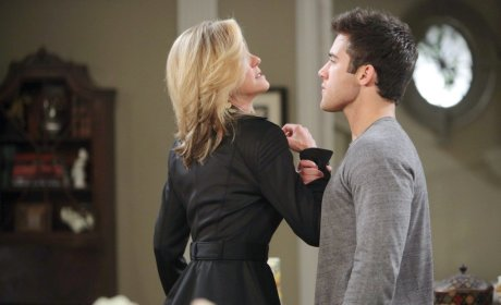 Another Heated Moment - Days of Our Lives