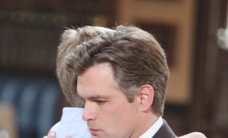 Aiden Looks Upset - Days of Our Lives