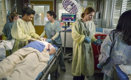 Grey's Anatomy Season 11 Episode 9 Review: Where Do We Go From Here