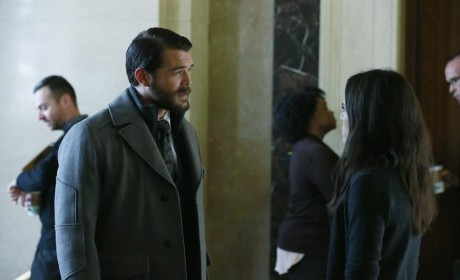 Frank and Laurel Fight - How to Get Away With Murder Season 1 Episode 10