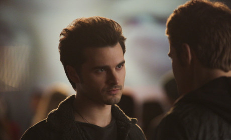 Dangerous Enzo - The Vampire Diaries Season 6 Episode 11