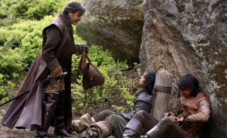 The Musketeers Season 2 Episode 2 Review: An Ordinary Man