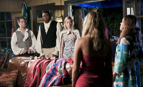 A Confrontation? - Hart of Dixie Season 4 Episode 3