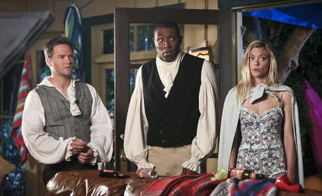 Three's a Crowd - Hart of Dixie Season 4 Episode 3