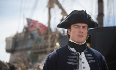 A Civilized Captain Flint - Black Sails Season 2 Episode 1