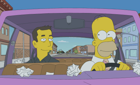 The Simpsons Season 26 Episode 12 Review: The Musk Who Fell to Earth