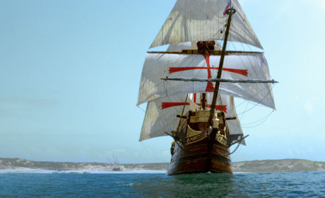 The Pirates Set Sail January 24 - Black Sails Season 2 Episode 1