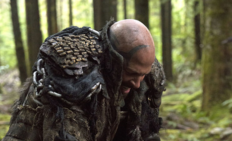 Tensions Running High - The 100 Season 2 Episode 10