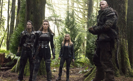 The Enemy You Know - The 100 Season 2 Episode 10