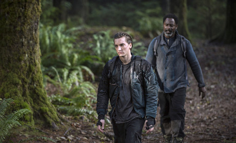 Ally or Antagonist? - The 100 Season 2 Episode 10