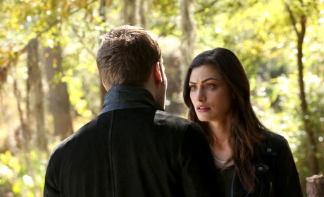 Hayley Is Angry - The Originals Season 2 Episode 12