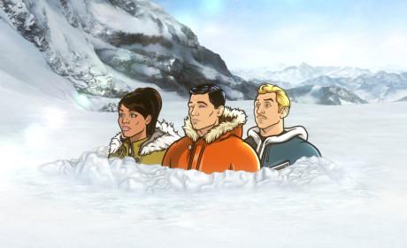 Snowbound - Archer Season 6 Episode 3