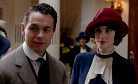 An Unexpected Meeting - Downton Abbey