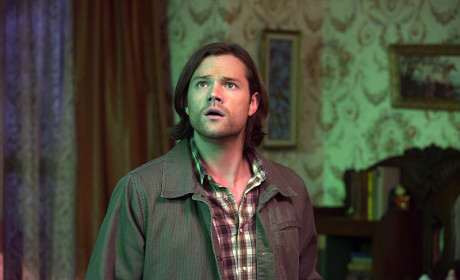 Surprised Sam - Supernatural Season 10 Episode 11