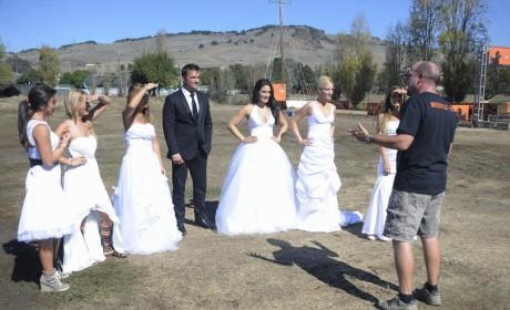 Playing Cinderella - The Bachelor
