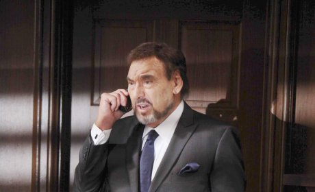 Stefano Has Advice - Days of Our Lives