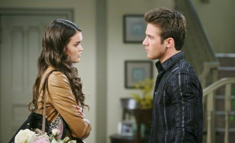 Paige Makes a Decision - Days of Our Lives